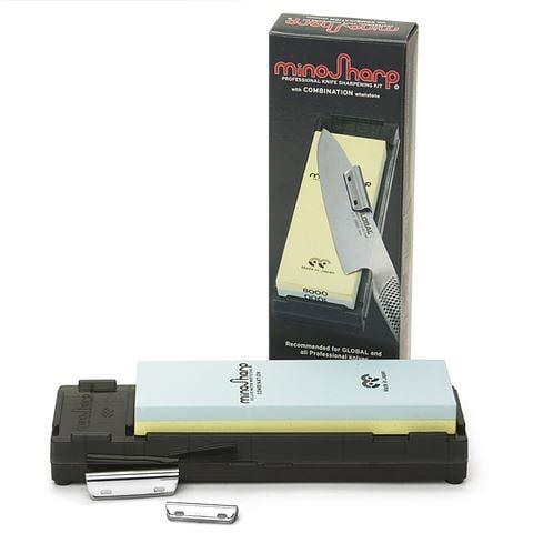 global minosharp bo professional knife sharpening kit