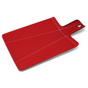 Joseph Joseph - Chop 2 Pot Plus Folding Chopping Board Red