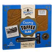 Walkers - Nonsuch Creamy Toffee Slab 400g