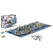 Games - 4D Cityscape New York Jigsaw Puzzle 900pce