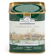 Ahmad Tea - Darjeeling Loose Leaf Tea Caddy 100g
