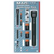Maglite - Flashlight 3D & 2AA & 1AAA Set 3pce