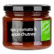 Tasmanian Gourmet Kitchen - Spicy Tomato & Apple Chutney