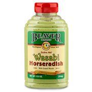 Beaver - Extra Hot Wasabi Horseradish 354g