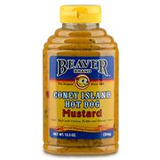 Beaver - Coney Island Hot Dog Mustard 354g