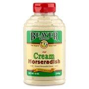 Beaver - Hot Cream Style Horseradish 340g