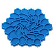 Modern Twist - Trivetz Aqua