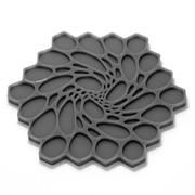 Modern Twist - Trivetz Charcoal