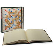 Scrabble - Lined Notebook