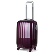 American Tourister - Prismo Purple Wheelaboard Spinner