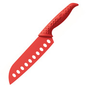 Bodum - Bistro Red Santoku Knife