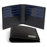 Chopard - Carbon Collection No.1 Small Black Wallet