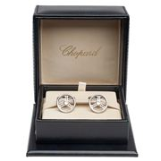 Chopard - Cufflinks Racing Steering Wheel Stainless Steel