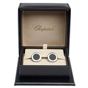 Chopard - Mille Miglia Stainless Steel Cufflinks