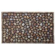 Kenware - Masterpiece River Rock Entrance Mat 45x75cm
