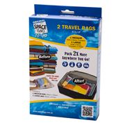 Space Bag - Roll-Up Travel Bag Set 2pce