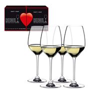 Riedel - Heart To Heart Riesling Set of 4