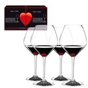 Riedel - Heart To Heart Pinot Noir Set Of 4