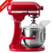 KitchenAid - KPM5 Stand Mixer Red