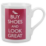 McLaggan Smith - Buy Shoes And Look Great Mug
