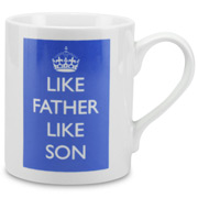 McLaggan Smith - Like Father Like Son Mug