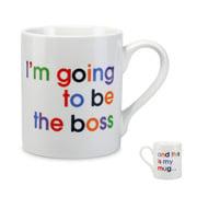 McLaggan Smith - I'm Going To Be The Boss Mug