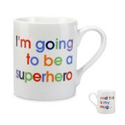 McLaggan Smith - I'm Going To Be A Superhero Mug