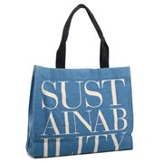 Apple & Bee - Sustainability Canvas Tote Bag