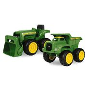 John Deere - Truck & Tractor Set