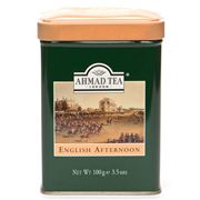 Ahmad Tea - English Afternoon Loose Leaf Tea Caddy 100g