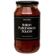 Peter Watson - Italian Puttanesca Sauce 500ml