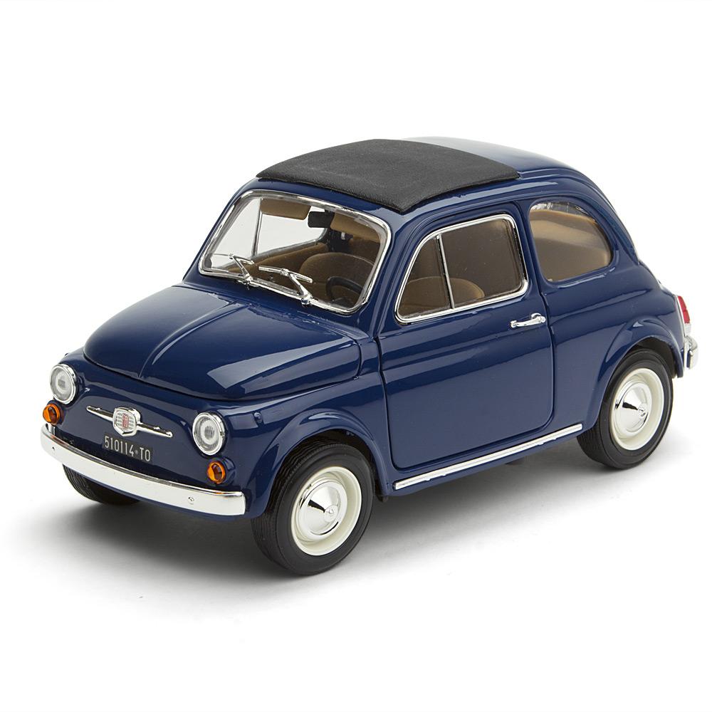 Bburago - Fiat 500 F 1965