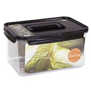 Lock & Lock - Bisfree Rect Storage Container w/Handle 4.8L