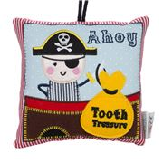 Floss and Rock - Tooth Fairy Cushion Pirate