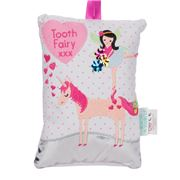 Floss and Rock - Tooth Fairy Cushion Fairy