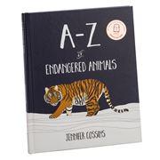 Book - A-Z of Endangered Animals
