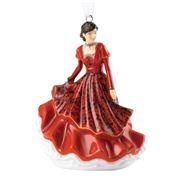 Royal Doulton - Christmas Joy To The World Ornament