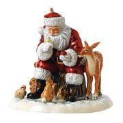 Royal Doulton - A Woodland Christmas Figurine