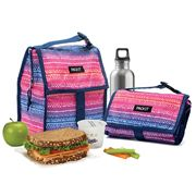 Packit - Freezable Batik Ombre Lunch Bag