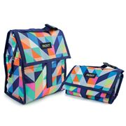Packit - Freezable Batik Lunch Bag Paradise Breeze