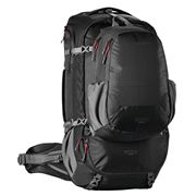 Caribee - Magellan Black Travel Pack 75L