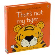 Book - That's Not My Tiger
