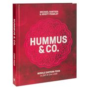 Book - Hummus and Co