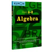 Book - Kumon Algebra Workbook