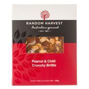 Random Harvest - Peanut and Chilli Brittle 125g