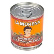 La Morena - Homestyle Red Mexican Sauce 200g