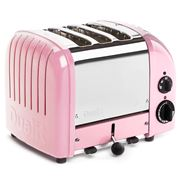 Dualit - Three Slice Toaster DU03 Petal Pink