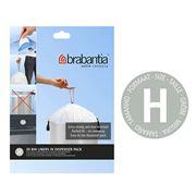 Brabantia - Pedal Bin Plastic Liners H 30 x 50-60L