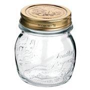 Bormioli Rocco - Quattro Stagioni Preserving Jar 250ml