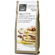 Whisk & Pin - Gluten Free Apple And Spice Pancake Mix